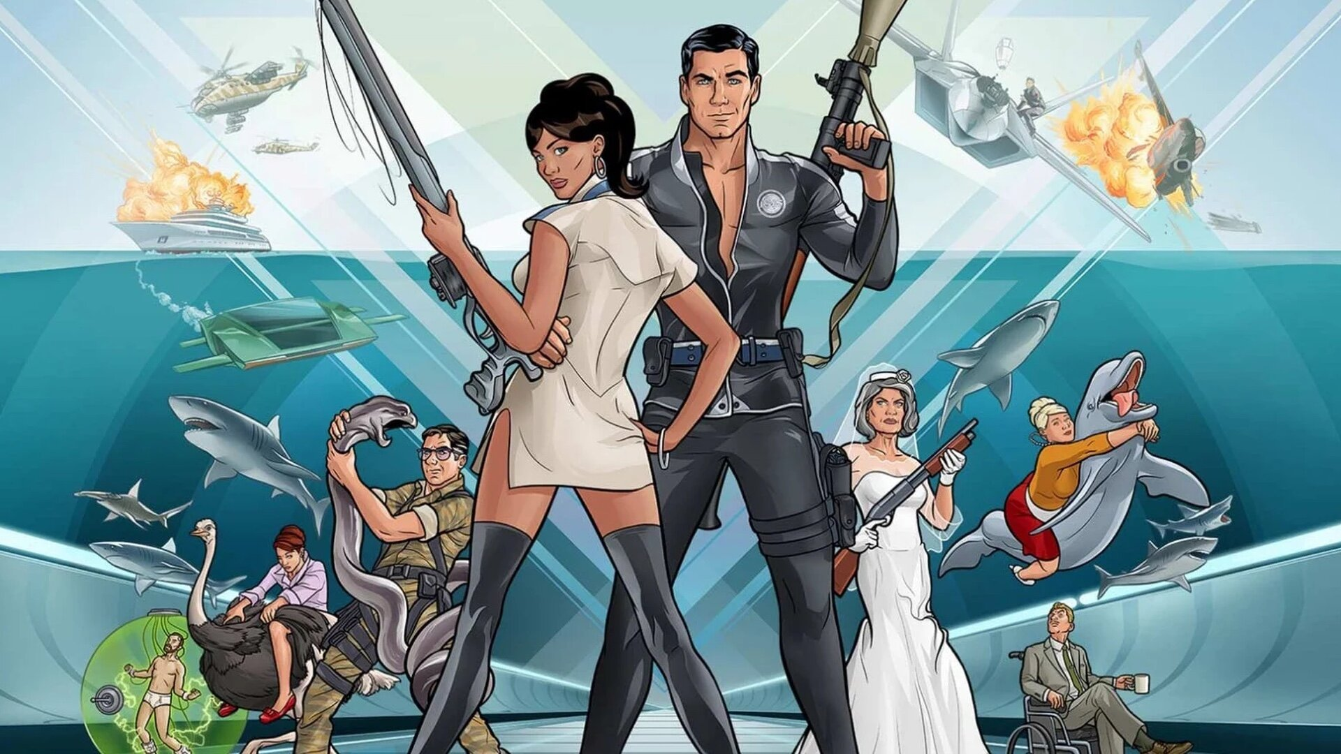 The Premiere of ARCHER Season 11 Has Been Delayed — GeekTyrant